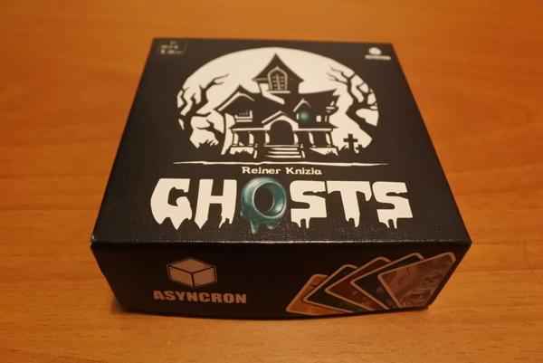Boite de Ghosts d'Asyncron