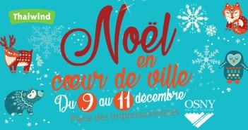 Noël en coeur de ville à Osny