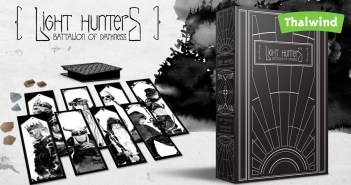 Light Hunters sur Kickstarter