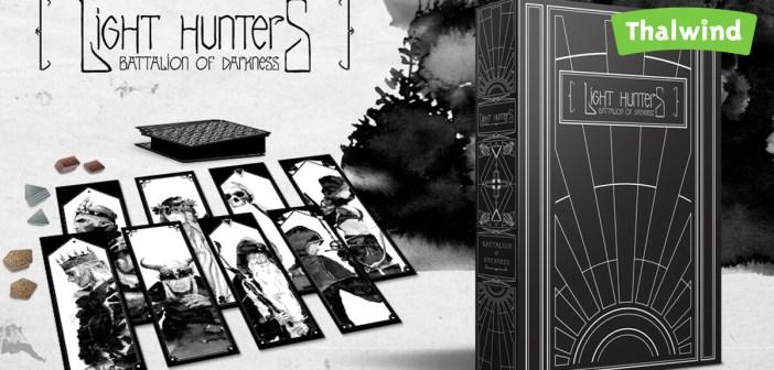 Light Hunters sur Kickstarter