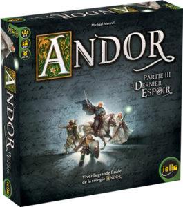 Andor III - Le Dernier Espoir