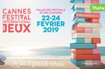 Le Festival Internationale des Jeux à Cannes
