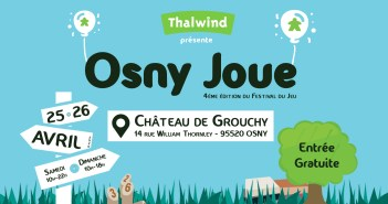 Osny Joue 2020 - Annonce