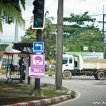 Manual Control Traffic Light