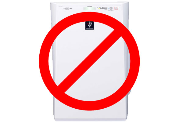 Why you should not buy Sharp Air Purifier in Thailand