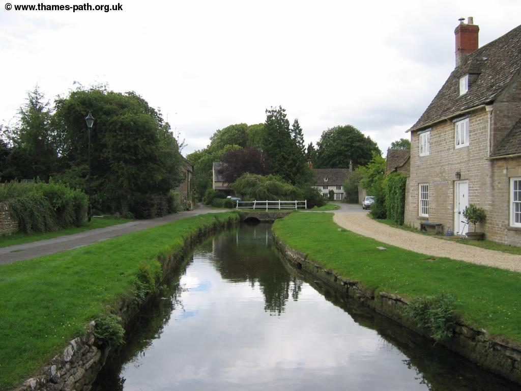 The Thames Path Cricklade To The Source