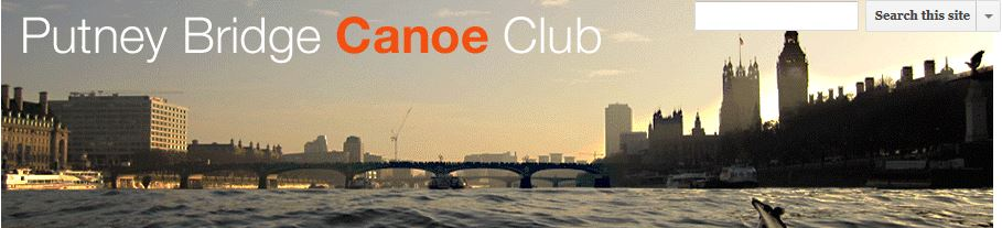 Putney Bridge Canoe Club, London, UK. PBCC.