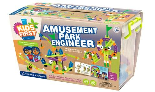 Image result for Kids First: Amusement Park Engineer