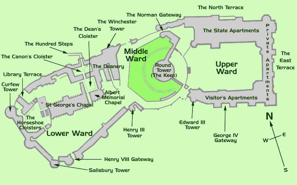 Windsor Castle 1347 ThingLink