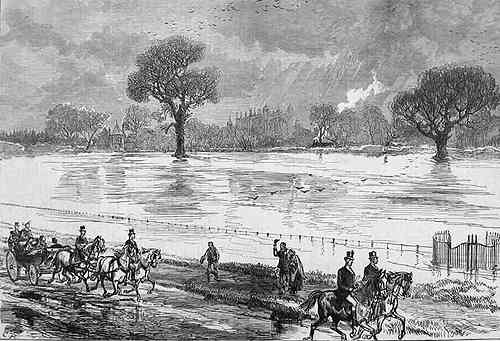 Floods of 1875