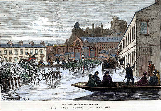 Floods 1875