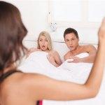 Cô vợ cao tay trị chồng ngoại tình