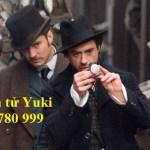 Công ty thám tử Yuki, nhật ký phần 4