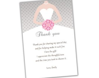 Thank You Wedding Party2