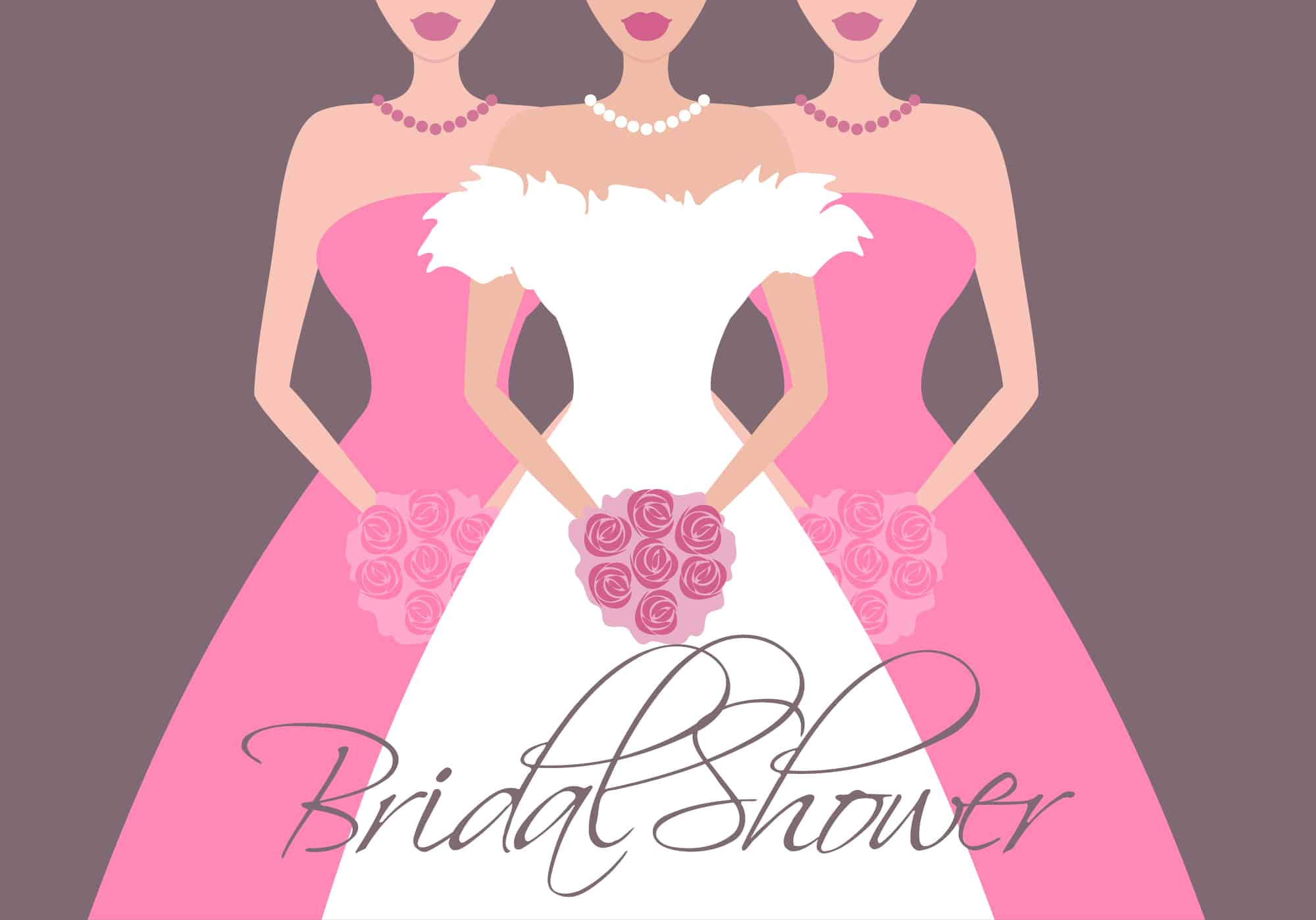 Bridal Shower: Thank You for Coming to my Bride-to-be Party