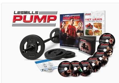 Pump Les Mills BB