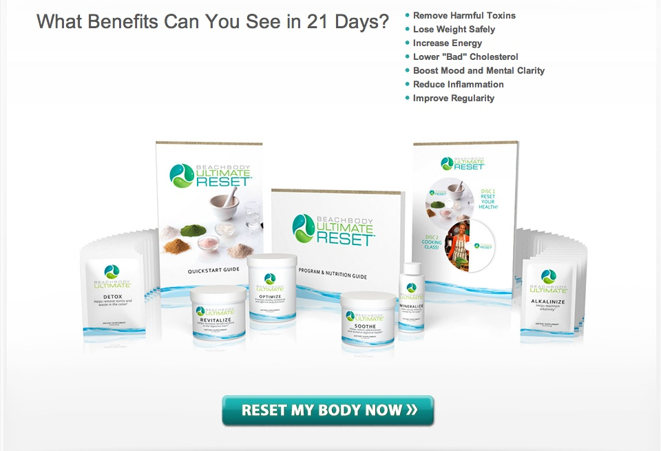 Buy Ultimate Reset Now