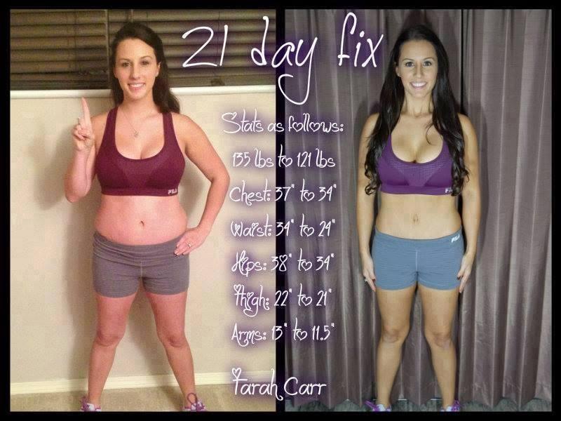 21 Day Fix Challenge