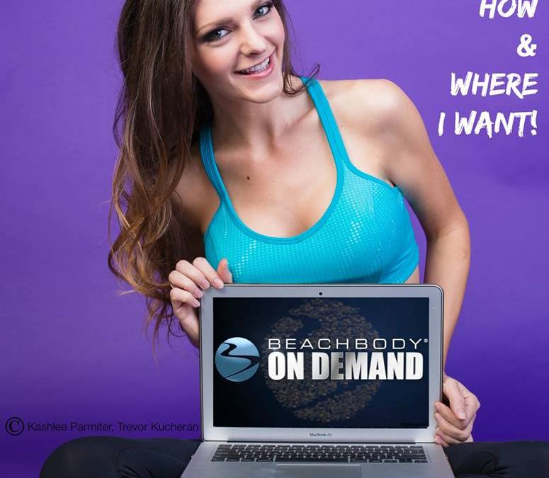 BOD: Beachbody On Demand- Streaming fitness workout programs!