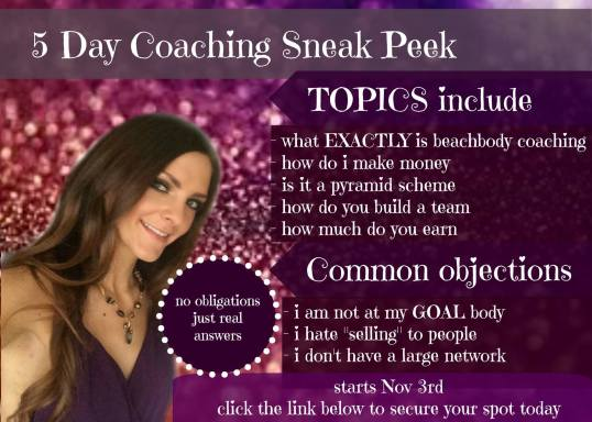 What Does A Beachbody Coach Do?