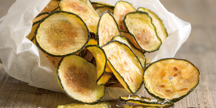 Fixate 21 Day Zucchini Chips Recipe