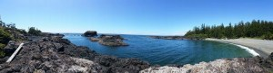 Tofino Beach Panoramic