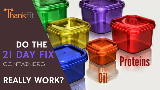 Do the 21 Day Fix Containers Really Work?