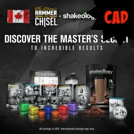 Hammer and Chisel Shakeology Canada