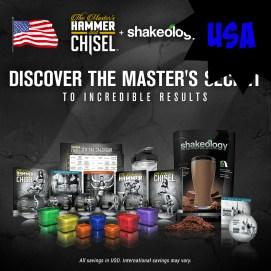 Hammer and Chisel Shakeology USA