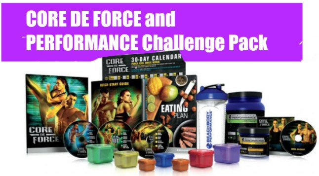 Buy the Core De Force Performance Challenge Pack