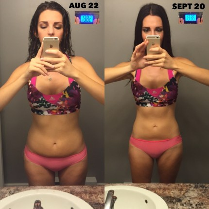 30 Day Core De Force Results