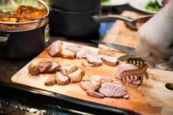 cooking duck delight recipe