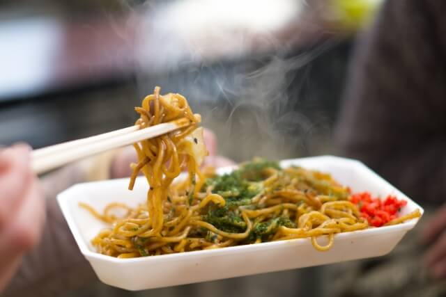 Yakisoba: The Noodle That Came In From The Cold