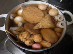 oden japanese stew