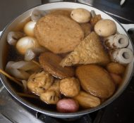 Oden: Japanese Hodgepodge Stew