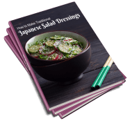 Japanese salad dressing recipes