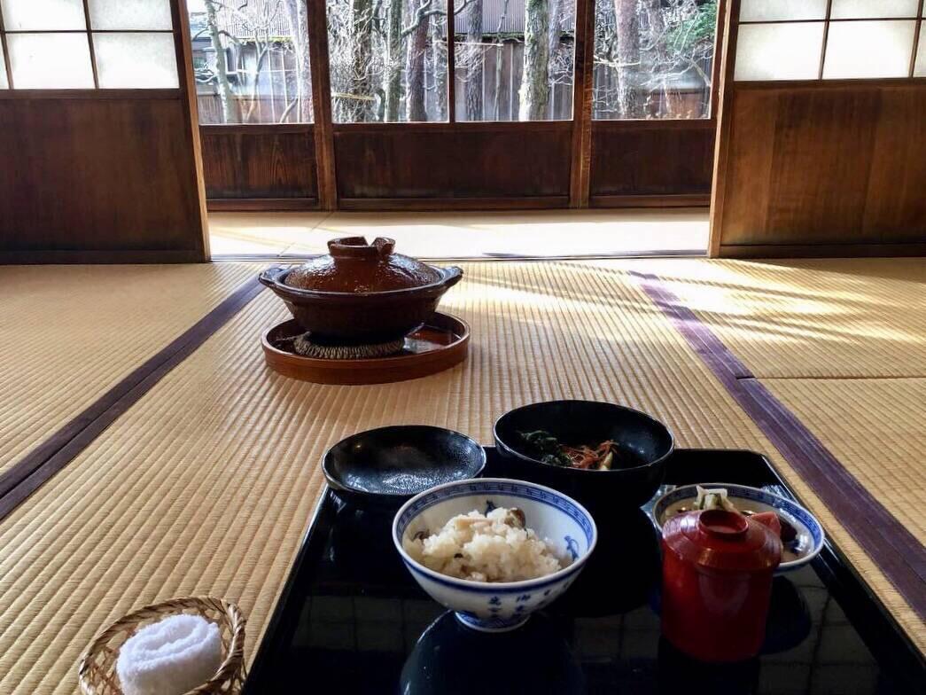 Kakusho Shojin Ryori
