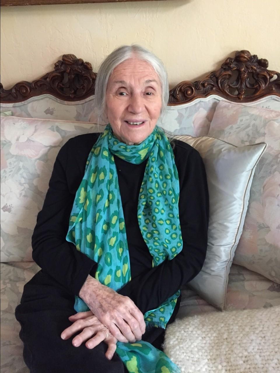 Edith Rubin - God bless Sweden and Denmark
