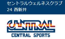 セントラルウェルネスクラブ24西新井