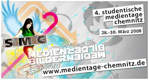 Studentische Medientage Chemnitz 2008 – Christian Thanninger ist dabei