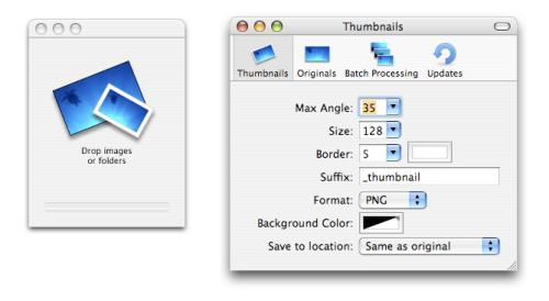 Thumbscrew Screenshot