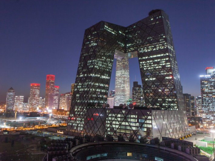 أبنية مذهلة حول العالم