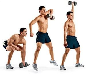 10 تمارين تعمل علي تقوية عضلات الكتف2