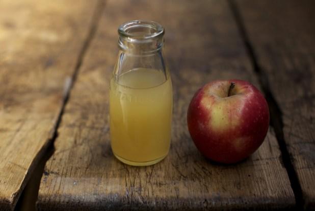 خل التفاح لعلاج الصداع