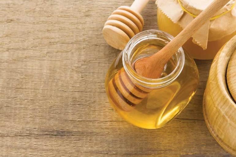 ماسكات العسل للوجه 2