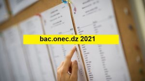 bac.onec.dz 2021