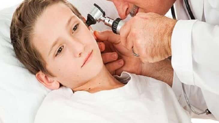 أعراض التهاب الأذن الوسطى والدوخة