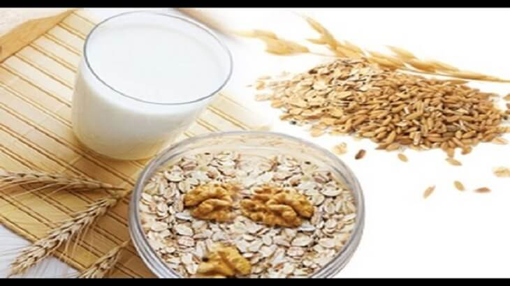 Benefits of oats with milk and honey Benefits of oats with milk and honey