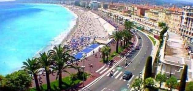 Information about the French city of Nice Information about the French city of Nice