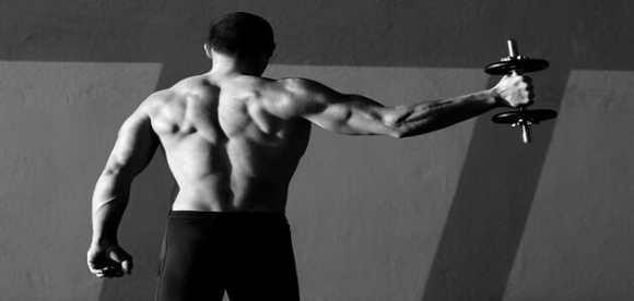 اسرع طريقة لتقسيم عضلات الجسم
